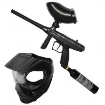 Kit Marcadora Paintball Completo Tippmann Gryphon Power Pack