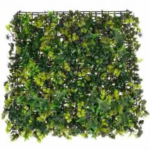 Plantas Artificiales Jardin Vertical Decoracion 50x50 Cms