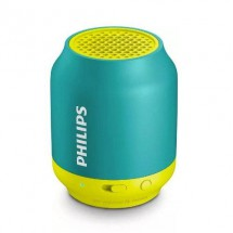 Parlante Portátil Bluetooth Inalámbrico Philips Bt25a/00