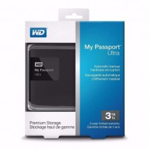 Wd Passport Ultra 2tb Hdd Externo Usb 3.0 Harlempc