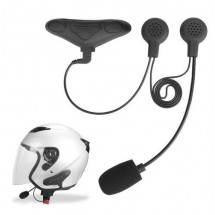 Manos Libres Bluetooth Auriculares Casco Intercomunicador X2