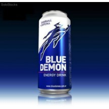 blue demon energy drinks 473ml  pack de 12