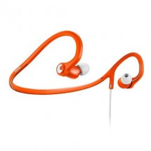 Auriculares Deportivos Philips Actionfit Shq4300or/00