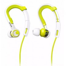 Auriculares Deportivos Philips Actionfit Shq3400lf/00