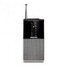 Radio Portatil Philips Pila Fm Am Auricular Ae1530/00