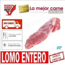 Lomo Entero-carne X Mayor