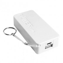 Cargador Portatil Powerbank Celulares Y Iphone 5600mah