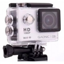 Camara Deportes Gadnic Full Hd Sumergible 30mts Hdmi 60fps