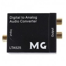 Convertidor Audio Digital / Audio Analógico Lta525