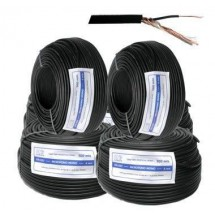 Cable Para Micrófono Estereo 6 Mm (rollo 300 Mts) Lta058