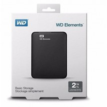Wd Elements 2tb Hdd Externo Usb 3.0 Harlempc