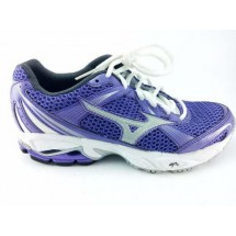 Zapatillas Mizuno Running Wave Ovation 2 Lila Women