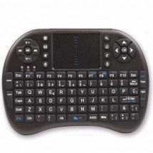 Teclado Inalambrico Para Pc - Convertidor Smart Tv Box