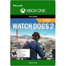 Watch Dogs 2 Xbox One Digital Code Reedem Code Stock ya!