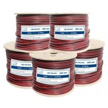 Cable Para Bafles 2 X 1,00 Mm (rollo 300 Mts) Lta062