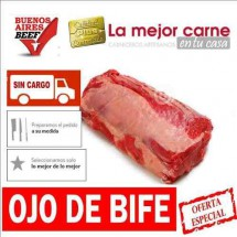 Ojo De Bife-carne X Mayor