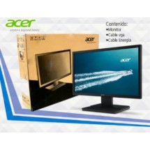 "MONITOR ACER LED HD 19.5"" V206 HQL"