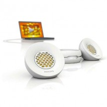 Parlante Usb Para Notebooks Philips Spa3251/10