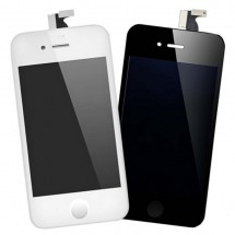 modulo pantalla display lcd tactil vidrio iphone 4 4s repuesto