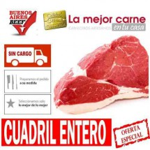 Cuadril Entero-carne X Mayor