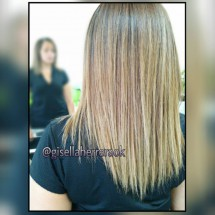 COLOR CORTE MECHAS DESGASTE