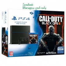 Playstation 4 con juego fisico Call Of Duty III 500GB