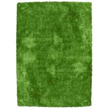 Alfombra Living Shaggy Element Verde 200 X 290cm