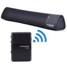 Parlante Bluetooth Para Tv Avantree Torpedo + Tc026