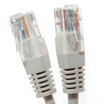 Cable De Red Utp A Utp Patch Cord Cat 5e 0,60 Mts Lta009