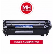 Toner Alternativo Para Hp Q2612a 12a 1010 1015 1018 1020