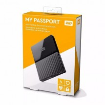Wd My Passport 4tb Hdd Externo Usb 3.0 Harlempc
