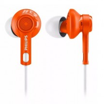 Auriculares Philips Actionfit Shq2300or/0
