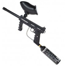 Marcadora Paintball Tippmann 98 Kit Loader + Garrafa Co2