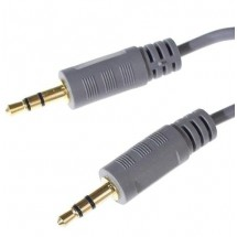 Cable Audio Miniplug 3.5mm A Miniplug 3.5mm X 1mt - Lta042