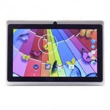 Tablet 7 Pulgadas Ninos Kids Android Funda Silicona Colores