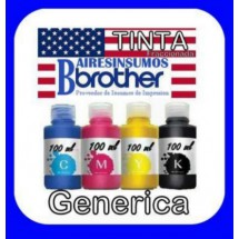 Botellas Genericas Tinta Brother Dcp T300 T500w Bt6001