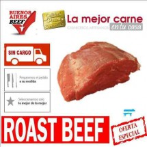 Roast Beef-carne X Mayor