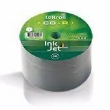 Cd-r Virgen Teltron Imprimible Bulk X50u Ventas Por Mayor