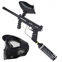 Marcadora Paintball Tippmann 98 Kit Completo Campo