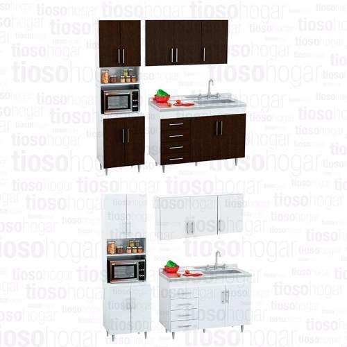 Muebles cocina amoblamientos alacena bajo mesada for Amoblamientos de cocina precios
