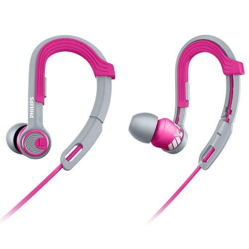 Auriculares Deportivos Philips Actionfit Shq3300pk/00