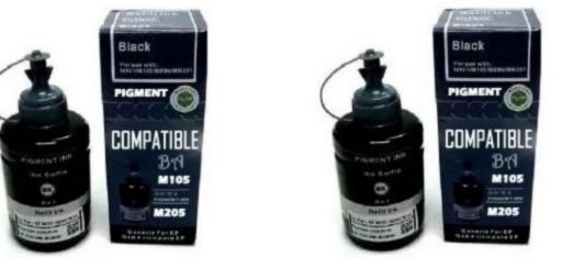 Botella De Tinta Epson T7741 Alternativa M105,m200,m205 250ML