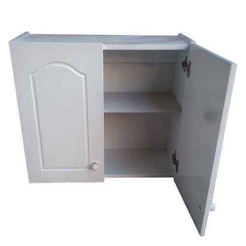Alacena blanca 50 cm laqueada mdf baño cocina lavadero 0.50 a 606 ...