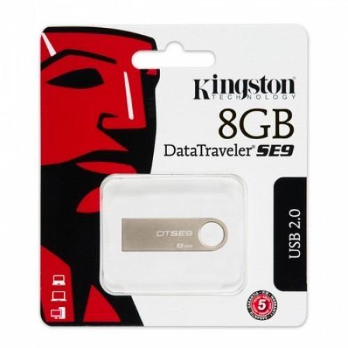 Pendrive 8gb Kingston Dtse9 Original Metalico Ventas X Mayor