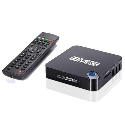 Conversor Smart Tv Box Android 8gb Combo Parlante Bluetooth