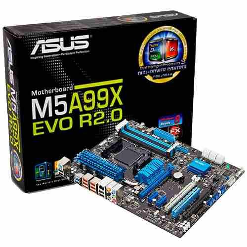 Motherboard Asus M5a99x Evo R2.0 Am3+ Harlempc