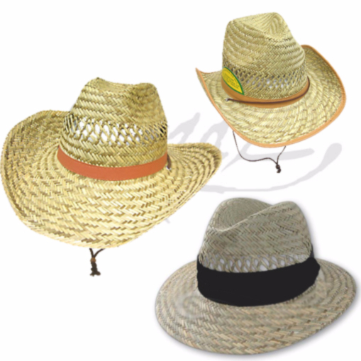 Sombrero Tipo Australiano   Texano De Paja Sombreros De Paja. a  199 ... 0a0f76424d2