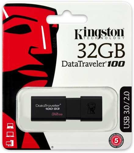 Pendrive 32gb Kingston Dtse9 Metalico Ventas Por Mayor