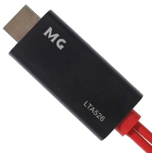 Cable Hdmi Mhl Para Android/iphone Lta526