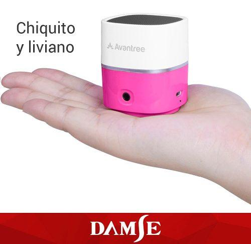 Parlante Portatil Bluetooth Para Pc Avantree Pluto Air